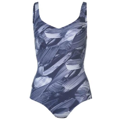 Speedo Schwimmanzug Badeanzug Damen Schwimmen 4XL Bademode Swimsuit 145