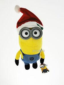 Immagini Minions Natale.Peluche Kevin Natale 2015 Originale Minions 2015 Papalina