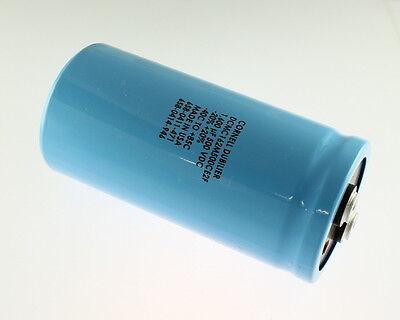 New Cornell 1600uF 500V  Electrolytic Aluminum Capacitor mfd DC 85C 550V Surge