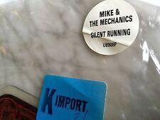 "Mike & the Mechanics SHAPED PICTURE DISC 7"" Vinyl Original 1985 45 RPM (Genesis)"