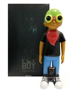 Hebru Brantley Shanghi Show Jouets Sts Flyboy De Mindstyle 18 Pouces De Haut