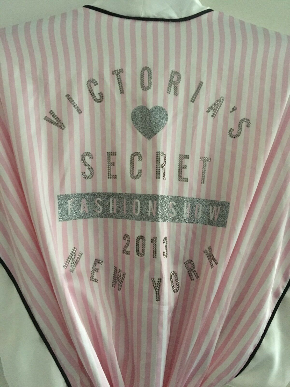 Victoria's Secret Fashion Show 2013 Dressing Gown. Limited Edition. One Size.