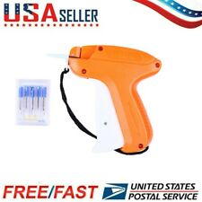 Clothes Price Label Tagging Gun Kit 1000 Barbs 5 Needles For Tagging New Usa
