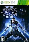 Star Wars: The Force Unleashed II (Microsoft Xbox 360, 2010)