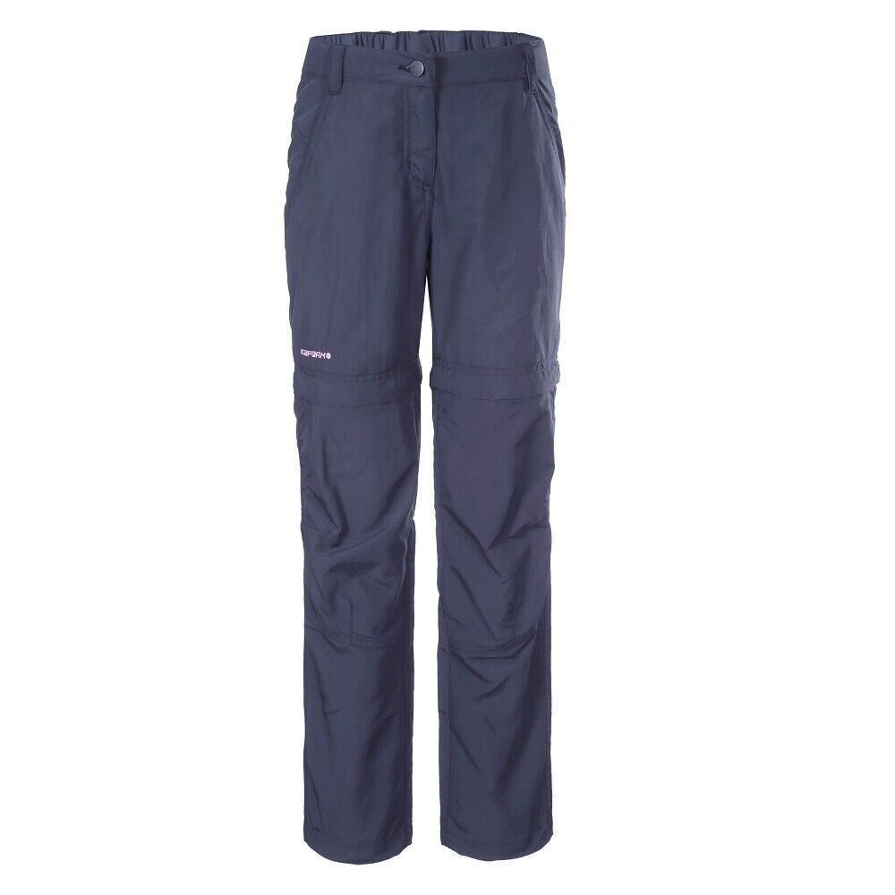 Icepeak Theta Jr  Anthracite, Trousers Congreenible Girl  70% off