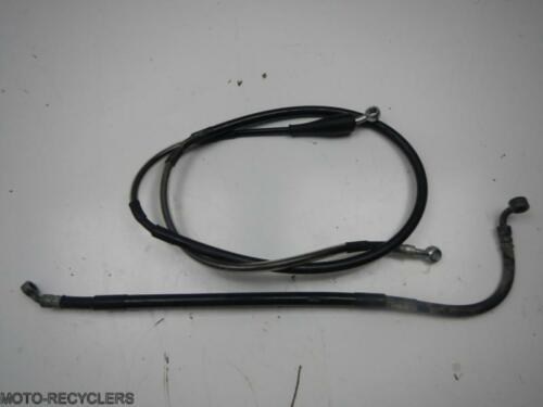 08 KLX450 KLX450R KLX 450 Brake Line set  #5-16997