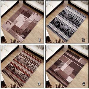 countours-de-decoupe-Design-Tapis-haute-qualite-moderne-motif-creme-gris-marron