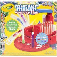 Crayola Marker Maker Wacky Tips , New, Free Shipping on sale