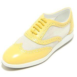 Details about 7014F scarpa HOGAN H209 DRESS XL FRANCESINA BUCATURE sneaker donna shoes women