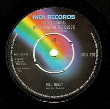 BILL HALEY AND HIS COMETS (We're Gonna) Rock Around The Clock 7 Inch MCA 128