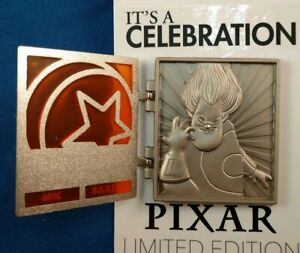 The Incredibles Syndrome Pixar Party Countdown Disney Pin