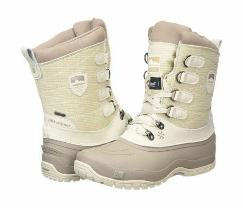 snow boots Karrimor Valerie 3 Ladies Weathertite Ivory uk 7