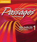 Passages Level 1 Class Audio CDs: An Upper-level Multi-skills Course by Jack C. Richards, Chuck Sandy (CD-Audio, 2008)