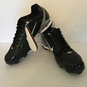 Shoes Fuse Black White Box In New Cleats Nike Size Athletic 11 Rb amp; Men's qIWBUa