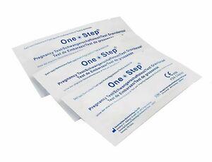 50 x Schwangerschaftstest proMATRIS - Ultrafrühtest 10 miu/ml *SOFORTVERSAND*