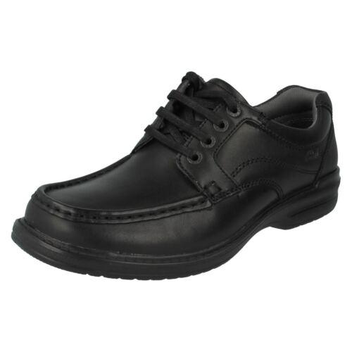 Negro Zapatos Cuero Hombres 'keeler Walk' De Clarks OT0qwR4W