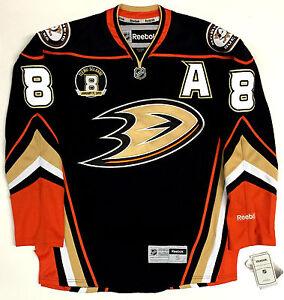 TEEMU SELANNE ANAHEIM DUCKS REEBOK NHL PREMIER JERSEY W  RETIREMENT ... f946d0839