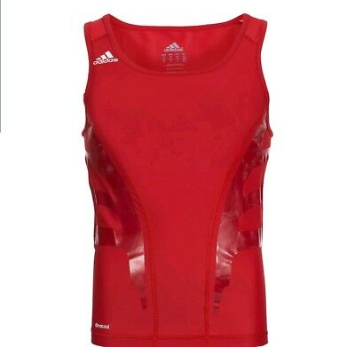 Nwt Men's Adidas TECHFIT Padded Compression Basketball Tank Sz 2XT $55 BNWT | eBay