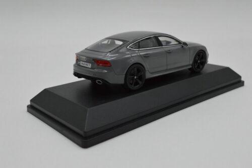 1:43 Scale Alloy Simulation Original Audi SportBack RS7 Sports Car Model 4 Color