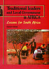 Traditional Leaders and Local Government in South Africa by Christiaan Keulder (Paperback, 1998)