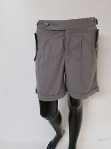 Short-Donna-Amy-Gee-Pants-women-Art-AP4052T8276-Col-Grigio-Sconto-70
