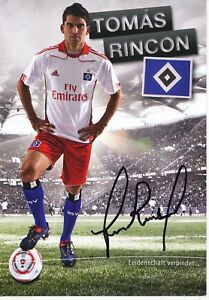 Tomas-Rincon-Hamburger-SV-Fussball-Autogrammkarte-signiert-352940