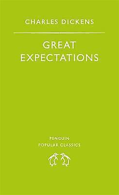 """""""AS NEW"""" Dickens, Charles, Great Expectations (The Penguin English Library), Pap"""