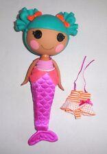 Lalaloopsy SAND E STARFISH Full Size Doll Mermaid COLOR CHANGE HAIR Teal