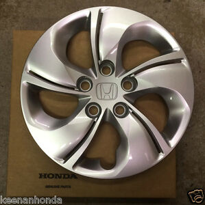 Genuine OEM Honda Civic LX 15 Inch Steel Wheel Cover 2013 - 2015 | eBay
