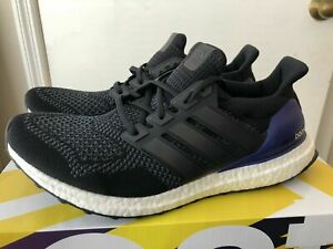 the best attitude e9642 3f310 Details about 2018 Adidas Ultra Boost 1.0 OG 7-14 Core Black Purple G28319  UltraBoost