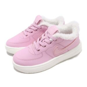 25f8e666a8 Details about Nike Force 1 18 SE TD Light Arctic Pink Toddler Infant Baby  Shoes AR1134-600