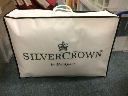 Silvercrown By Brinkhaus Princess Down Single Size Duvet 4 Tog 135cm x 200cm