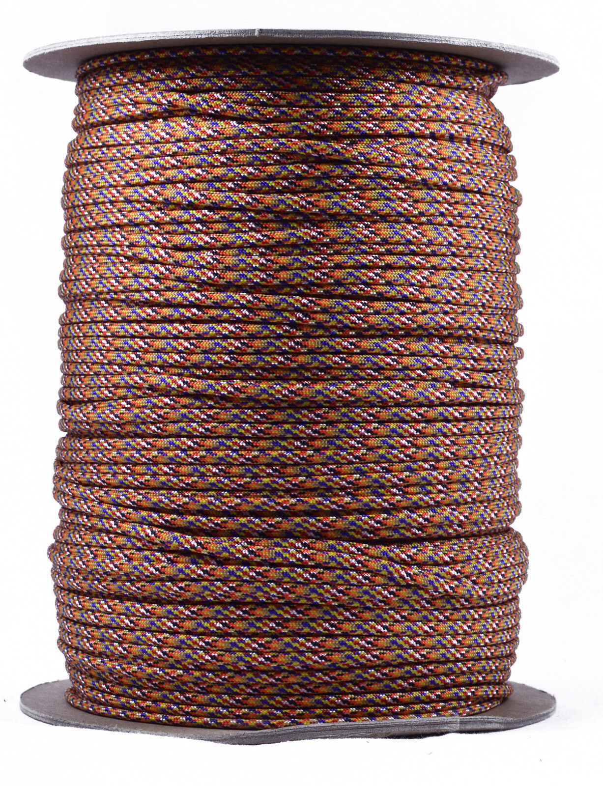 Overkill - 550 Paracord Rope 7 strand Parachute Cord - 1000 Foot Spool