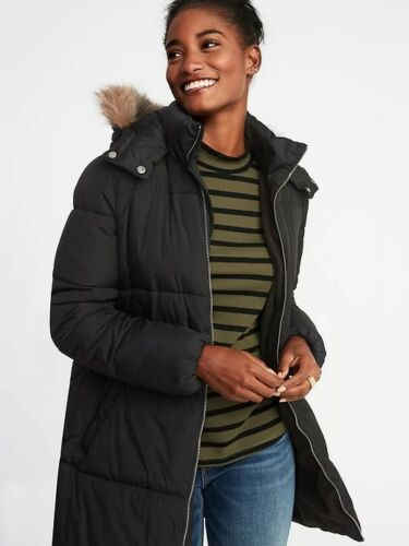Navy Long Women Old Medium Frostfri Hooded Jacket Navy For Puffer TwZxaxqRY