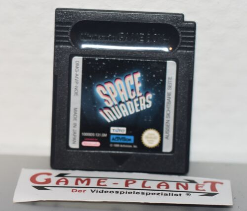 1 von 1 - Space Invaders Nintendo Gameboy Color GB GBC Shooter