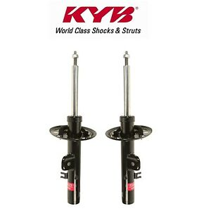 NEW 2 Front /& 2 Rear Strut Assembly KIT KYB Excel-G For Ford Flex Lincoln MKT