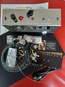 5F1-Champ-Chassis-Kit-Tube-Amp-Amplifier-Mallory-Vishay-Resistors-A