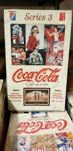 1994 And 1995 Coca-Cola Collectible Cards
