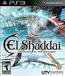 El Shaddai: Ascension of the Metatron (Sony PlayStation 3, 2011)M