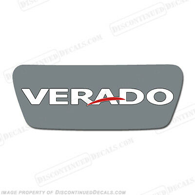 Mercury 2006-2012 200//225//250//275//300hp Verado Rear Decal