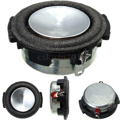 1PC 1'' inch 4Ohm 4W Full Range Audio Speaker Woofer Loudspeaker For HARMAN JBL