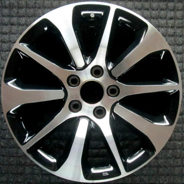 Acura TLX Machined 17 Inch OEM Wheel 2015 To 2017