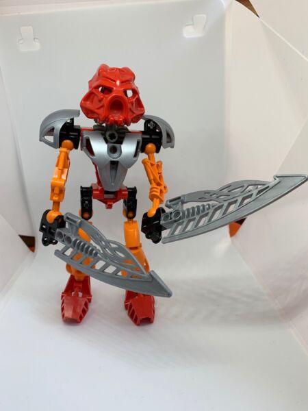 Trempé Lego Bionicle 8572 Tahu Nuva Par Processus Scientifique