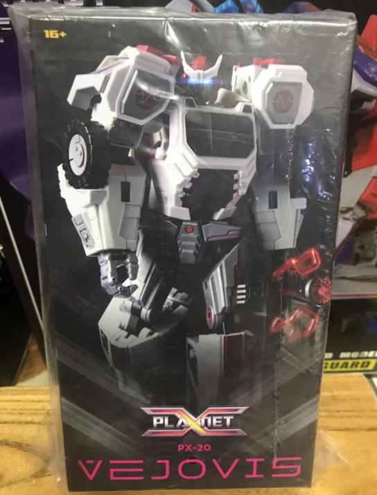 Nouveau Transformers Planet X PX-20 Vejovis  ambulance Guerrier Ratchet Action Figure  limite acheter