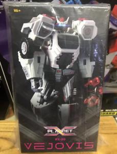 Nuevos Transformers Planeta X PX-20 Vejovis ambulancia Guerrero Figura de acción del trinquete