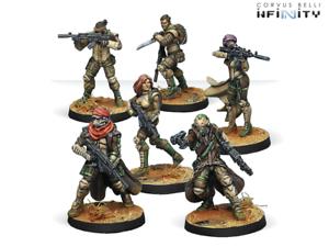 Haqqislam-Starter-Pack-Infinity-Wargame-Brand-New