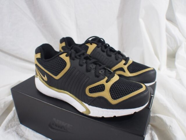 3dfc0f0993 Nike Air Zoom Talaria '16 844695-077 Black / Metallic Gold | eBay