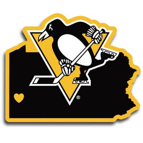 Pittsburgh Penguins vinyl sticker for skateboard luggage laptop tumblers car c