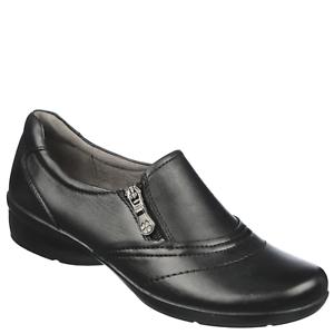 Damens's Naturalizer Clarissa Slip NC4HF on Schuhe schwarz Größe 6 Narrow  NC4HF Slip 990ec3
