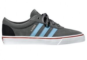 Adidas ADI EASE Mid Cinder Gray Black Blue Red Discounted (203) Men's Shoes